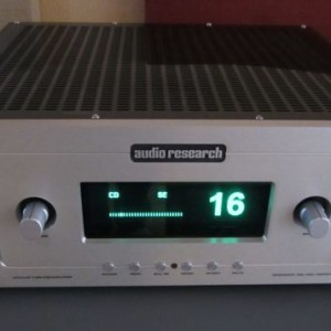 Audio Research Ref. 5