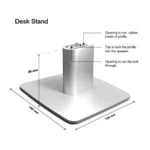 xeo 2 desk stand