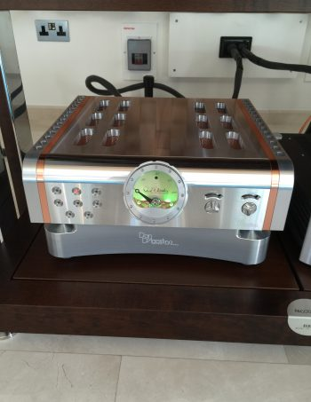 Dan D,Agostino Inc. Momentum Integrated Amplifier