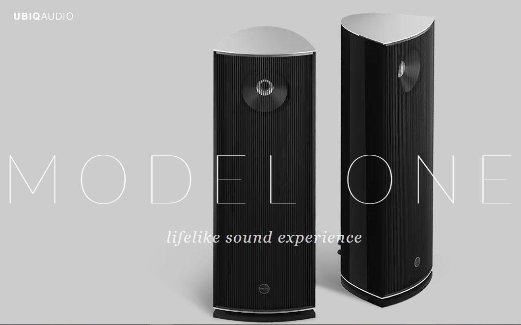 ubiq-audio-model-one-front-cover