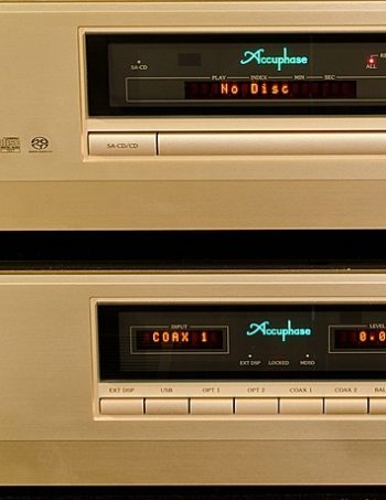 Accuphase DP-900 DC-901