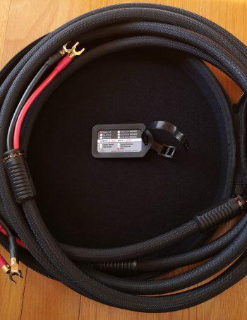 Shunyata Research Speaker's cable Delta